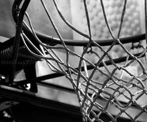 Basketball, basket, and photography image
