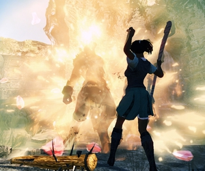 mage, vindictus, and explosion image