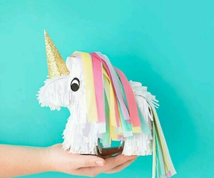 unicorn and pinata image