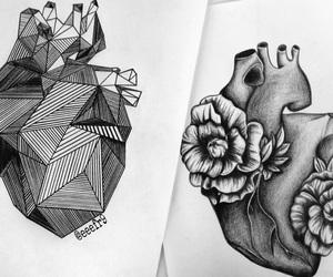 art, artist, and black image