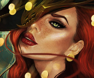 lol, league of legends, and miss fortune image