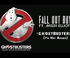 fall out boy, music, and ghostbuster image