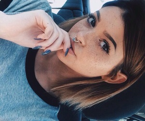 girl, beauty, and tumblr image