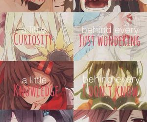 anime, kagerou project, and quotes image