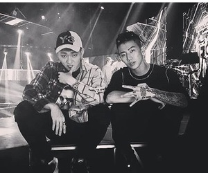 jay park and zico image