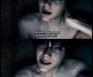 bleeding, depress, and life image