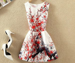 dresses, outfit, and ladies dresses image