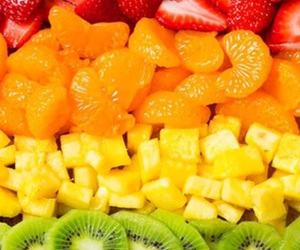 fruit, bright, and colourful image