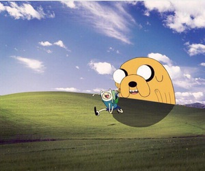 hill, real life, and adventure time image
