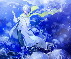 clear, dramatical murder, and jellyfish image