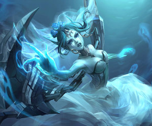 morgana, lol, and league of legends image