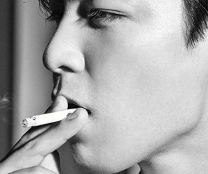 bad, cigarrette, and T.O.P image