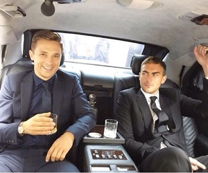 william moseley, the royals, and tom austen image