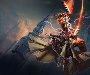 game, vainglory, and game online image