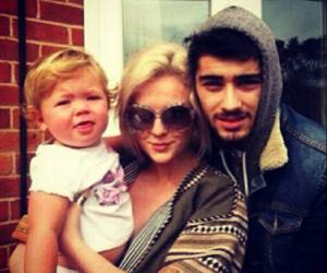 forever, zayn malik, and perrie edwards image