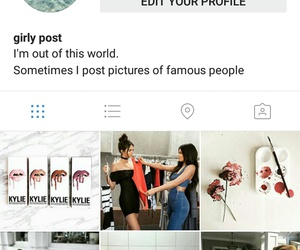 follow me and instagram image