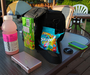 candy, skittles, and summer image