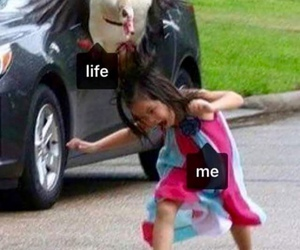 me vs life image