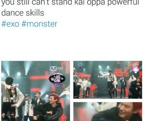 exo, kpop, and kai image