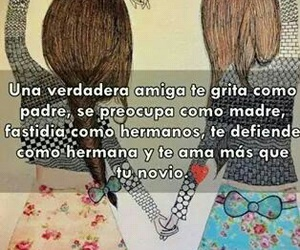 friends, frases, and bff image
