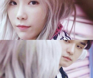 snsd, taeyeon, and deantrbl image
