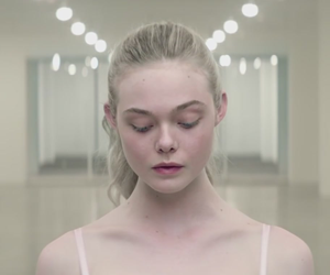 Elle Fanning, beautiful, and blonde image