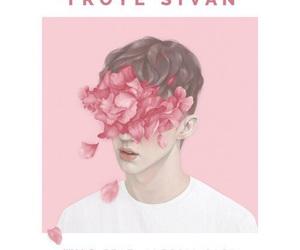 wild, troye sivan, and pink image