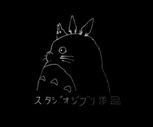 totoro, My Neighbor Totoro, and studio ghibli image