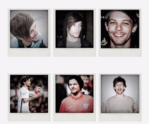 1d, niall, and louis tomlinson image