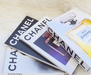books, shopping, and chanel image