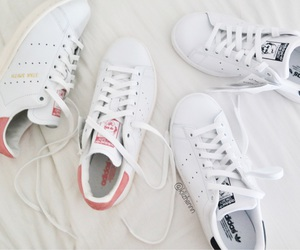 adidas, shoes, and tennis shoes image