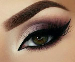 eyes, goals, and makeup goals image