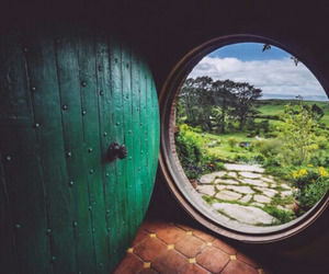 hobbit, nature, and the hobbit image
