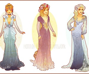 disney, cinderella, and elsa image