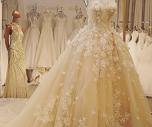 bridal, lace, and bride image