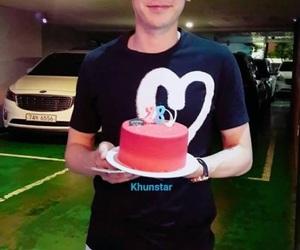 2PM, birthday, and nichkhun image