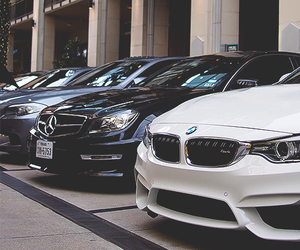luxury, bmw, and cars image