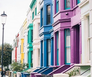 colourful and home image