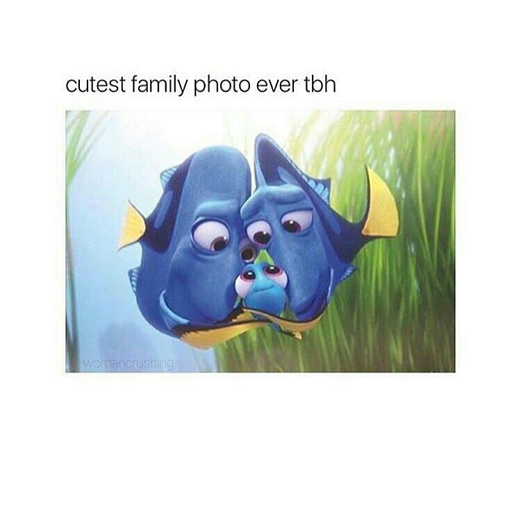 dory and family image