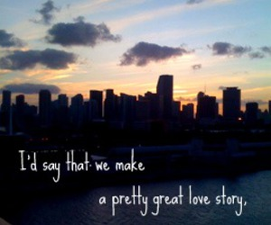 love song, quote, and text image