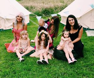 lou teasdale, louise teasdale, and one direction image