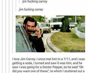 funny, jim carrey, and tumblr image
