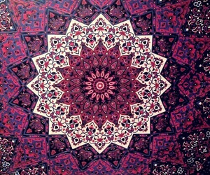 mandala, art, and wallpaper image