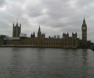 Big Ben, london, and themse image