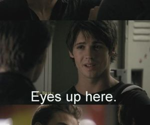 funny, the vampire diaries, and stefan image