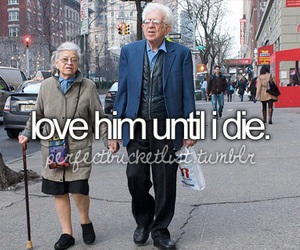 love, old, and before i die image