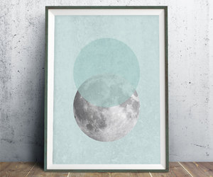 etsy, gifts, and geometric print image