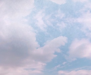blue, sky, and bts wallpaper image