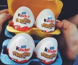 kinder, chocolate, and sweet image