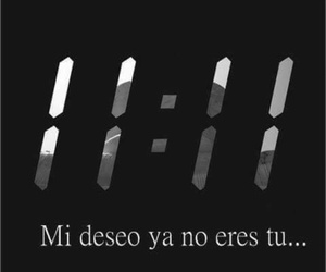 11:11, frases, and frases tumblr image